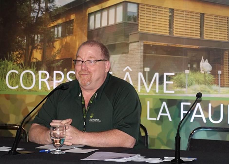 Marc Renaud obtient un nouveau mandat de deux ans comme président de la FédéCP