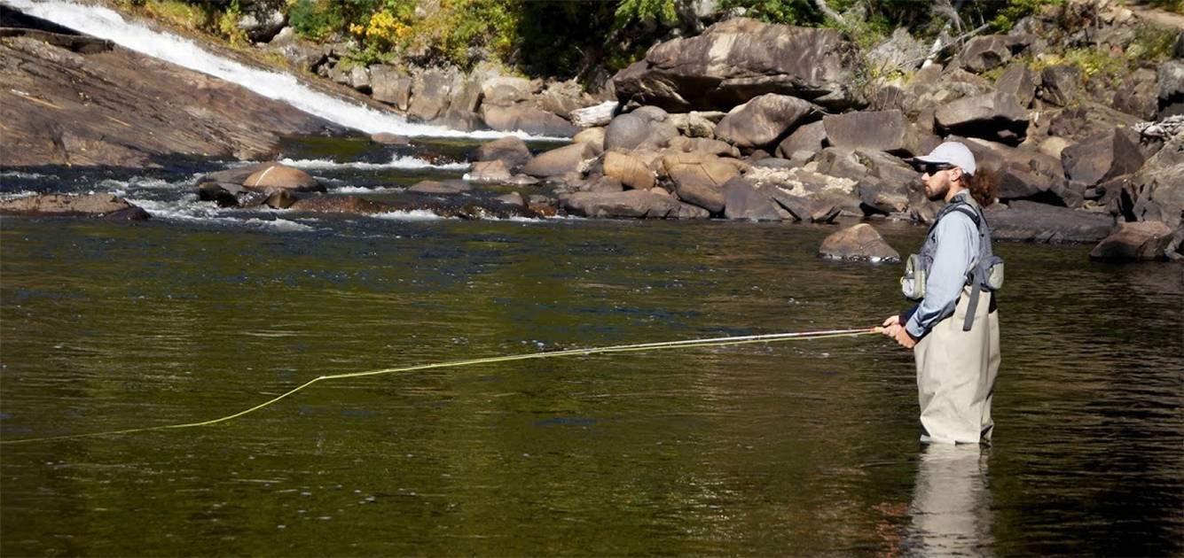 La rivière Saint-Jean scrutée à la loupe par des géomorphologues