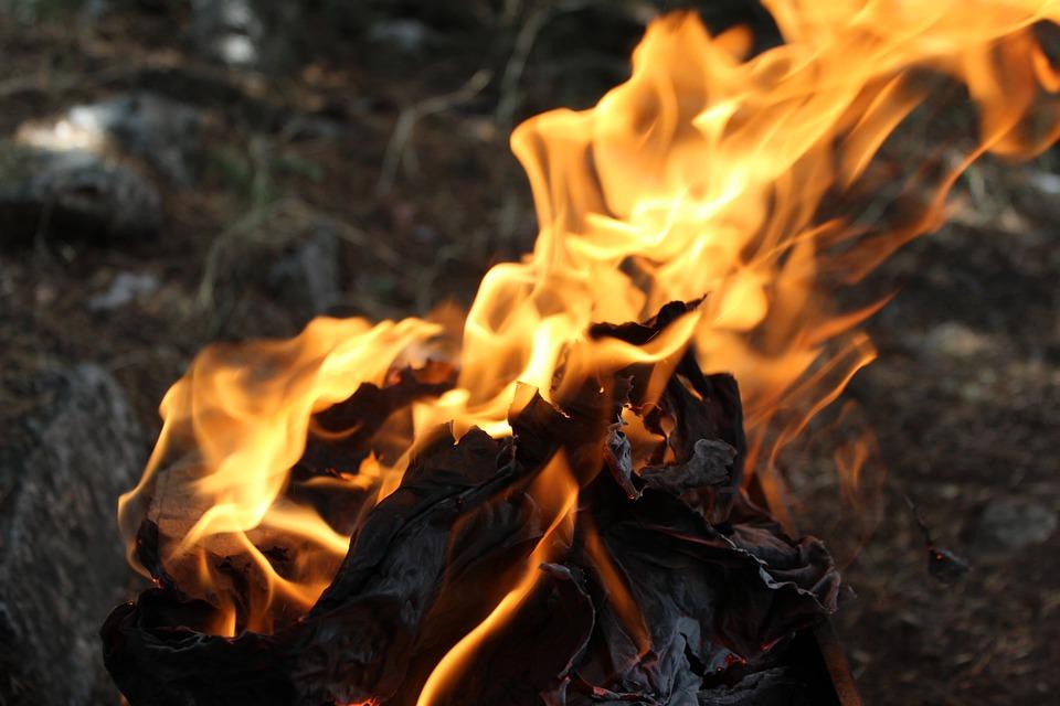 Appel à la prudence: un printemps hâtif propice aux feux de végétation