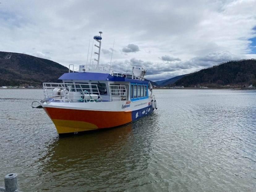 Exploramer accueille son nouveau bateau pour les activités en mer