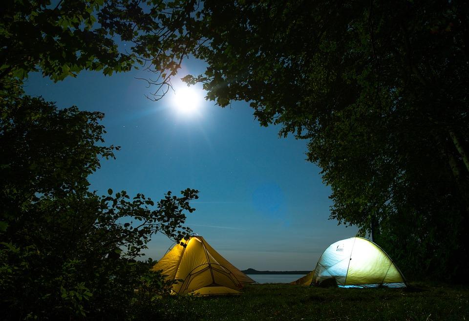 Campez dans une zec: « un pied-à-terre» en forêt