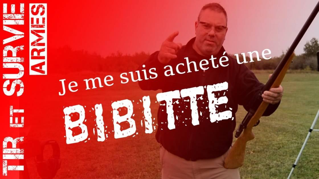 Tir et Survie: «Je me suis acheté une bibitte!» avec Pierre Rioux