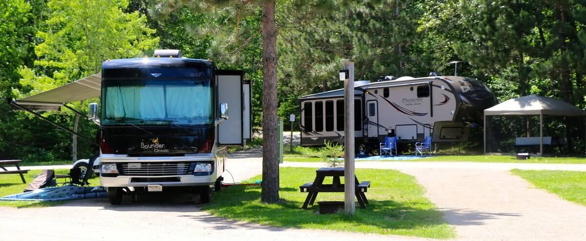 Une saison de camping bien démarrée, malgré la situation