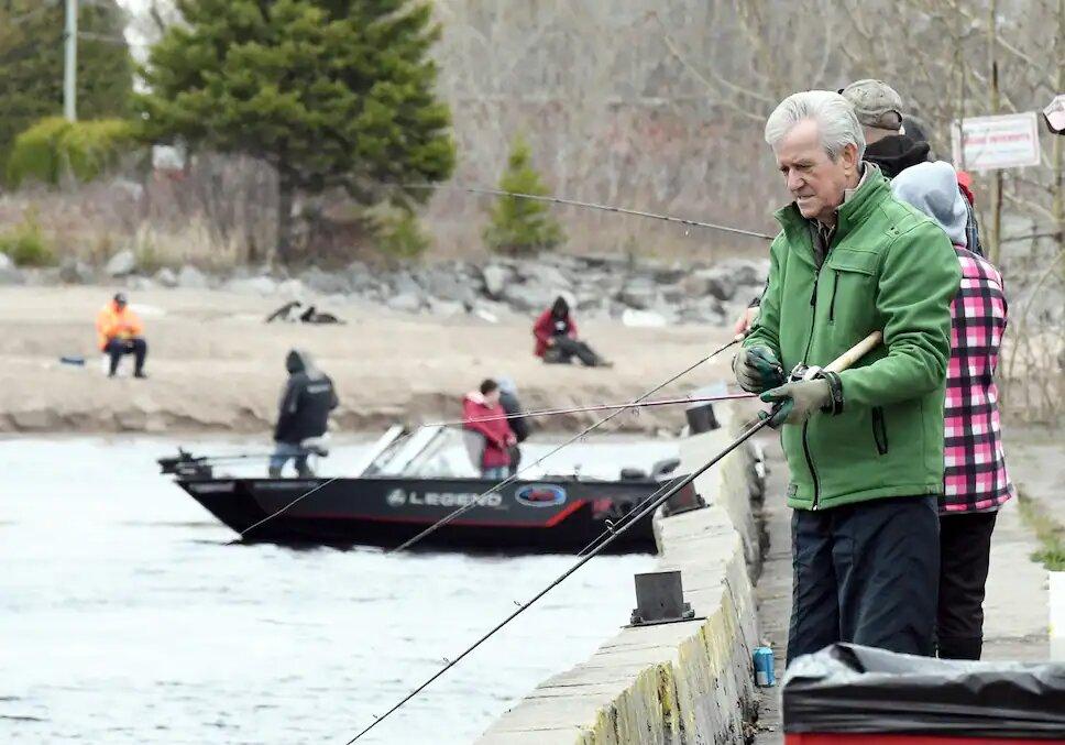 Une offre de pêche variée à la grandeur du Québec