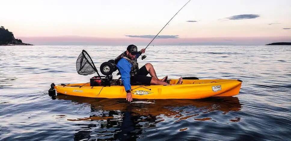 Plusieurs possibilités de pêche offertes aux amateurs en Gaspésie