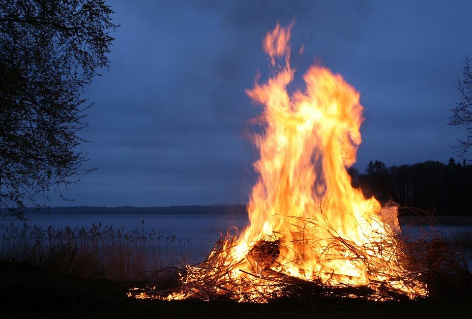 Un nombre de feux dans la moyenne en mai, mais peu de superficies brûlées