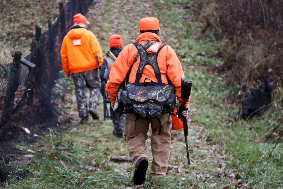 Les chasseurs et agriculteurs font la paire en Estrie !