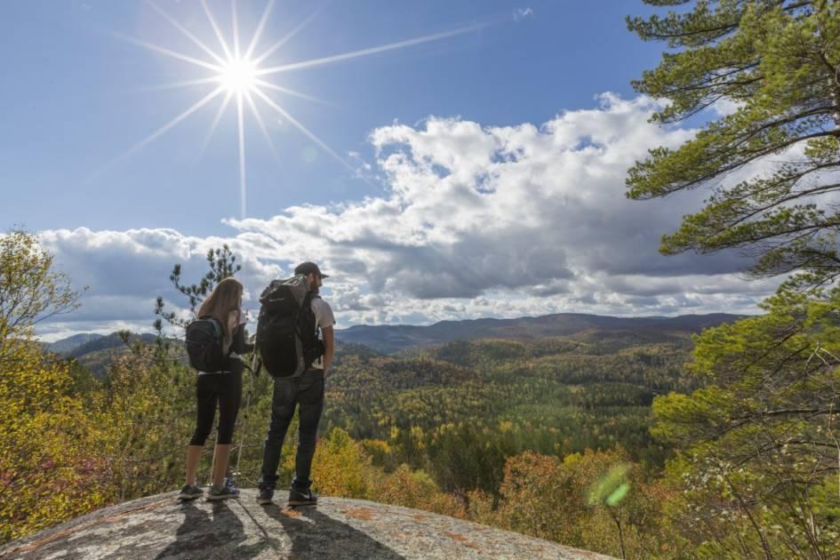 Une première campagne de promotion lancée pour les parcs régionaux du Québec