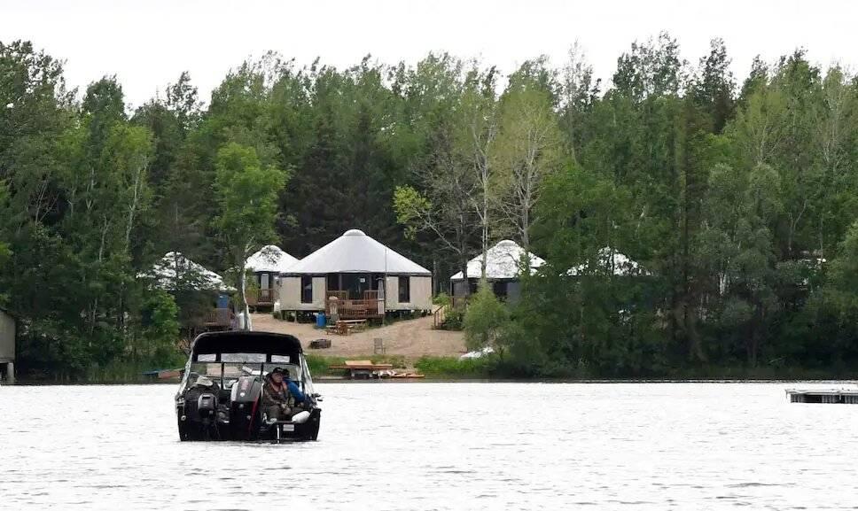 Une véritable oasis de paix au lac Saint-Jean