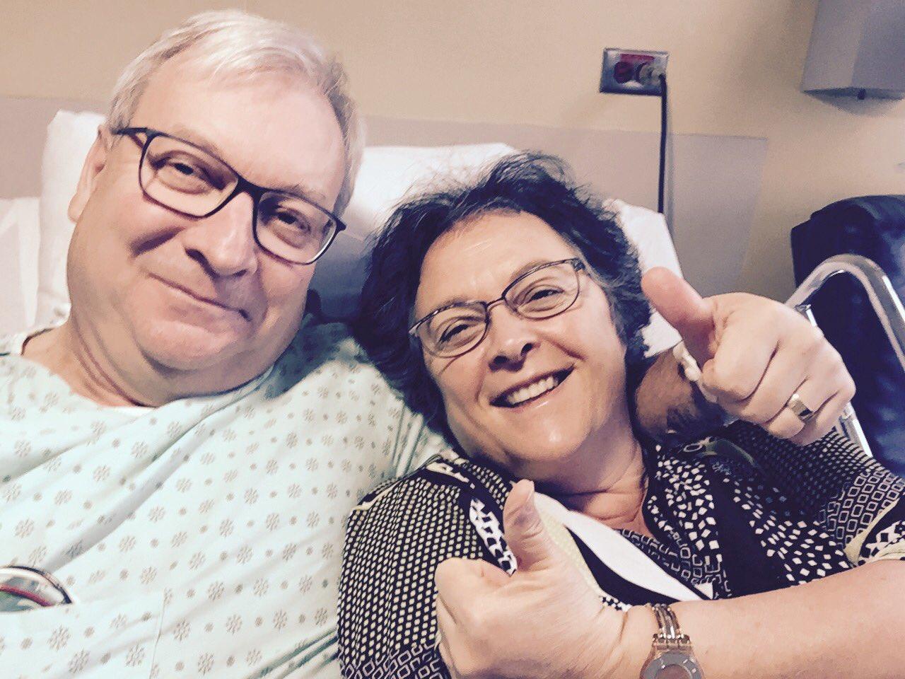Le ministre Blanchette obtient son congé de l'hôpital