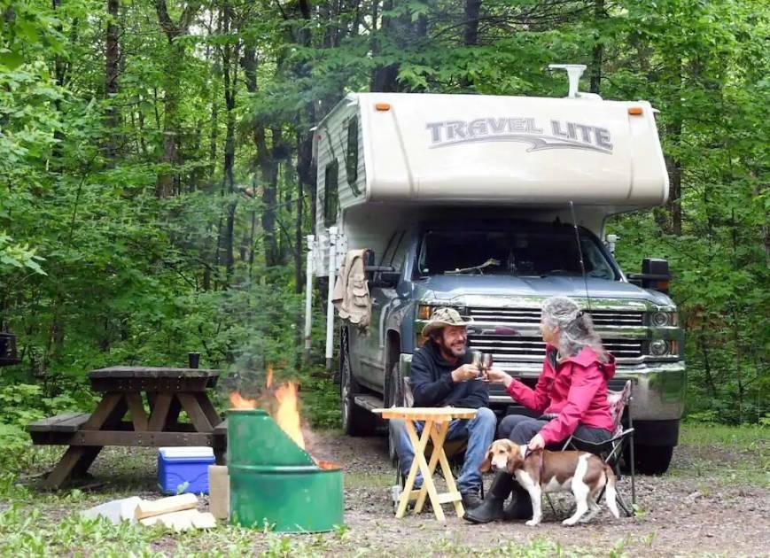 Explosion des ventes de caravanes portées à travers le Québec