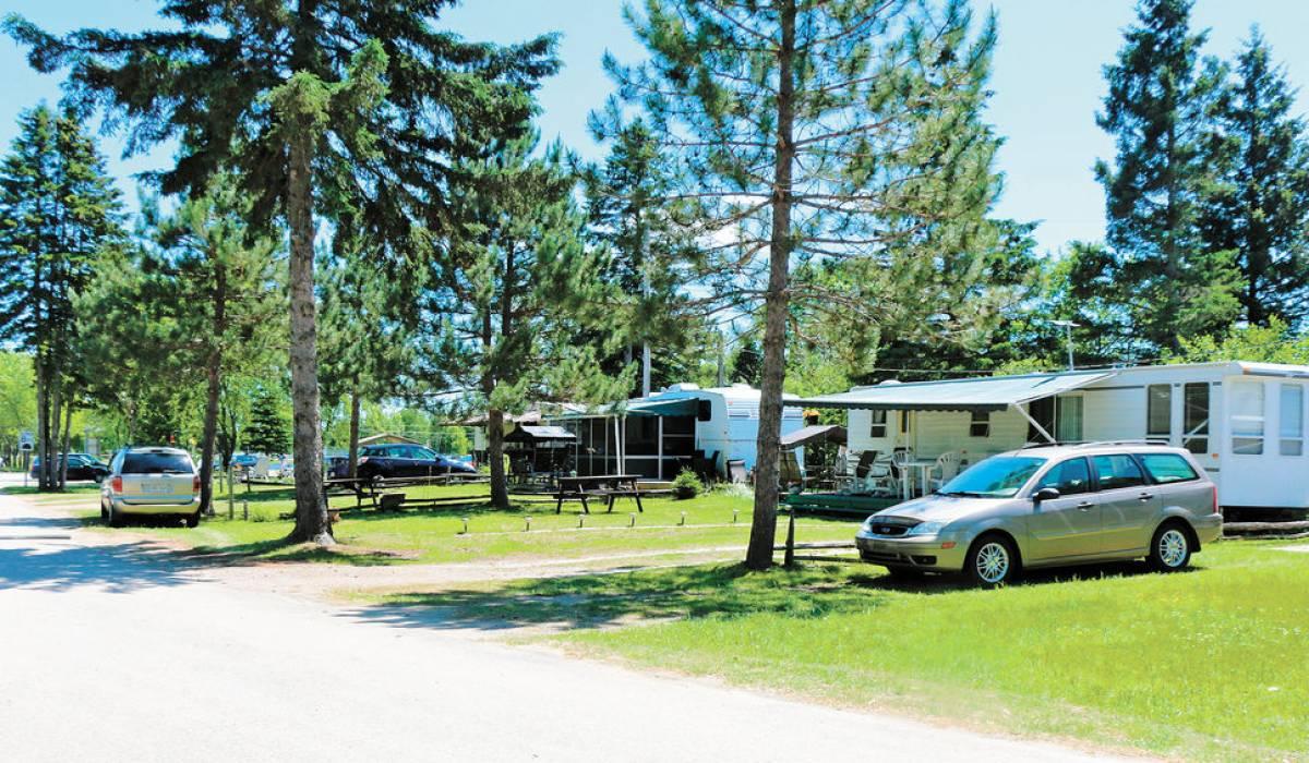 Une saison qui passera à l'histoire pour le camping au Québec