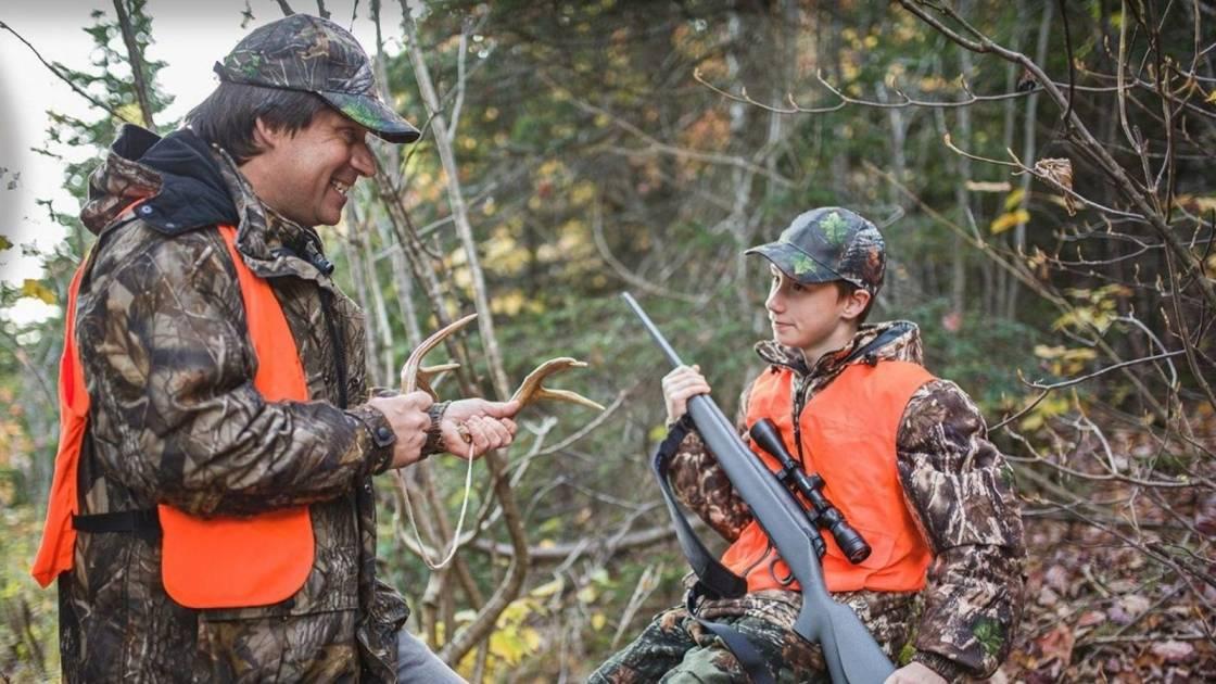 Relève à la chasse : une fin de semaine pour apprendre et pour partager