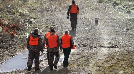 La Fondation de la faune travaille pour les chasseurs