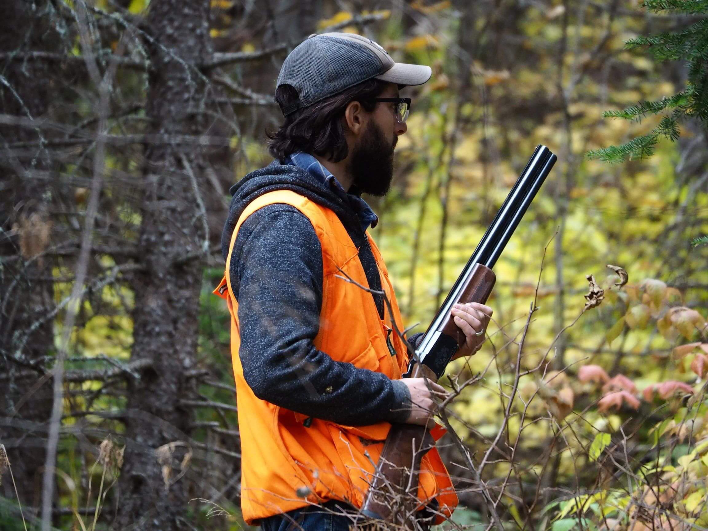 Facile de chasser sur l'une des 63 zecs du Québec