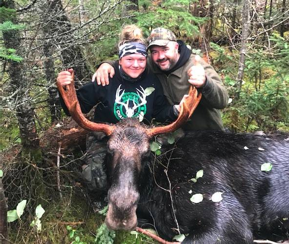 Une chasse permissive avec encore plus de chasseurs et moins d'orignaux