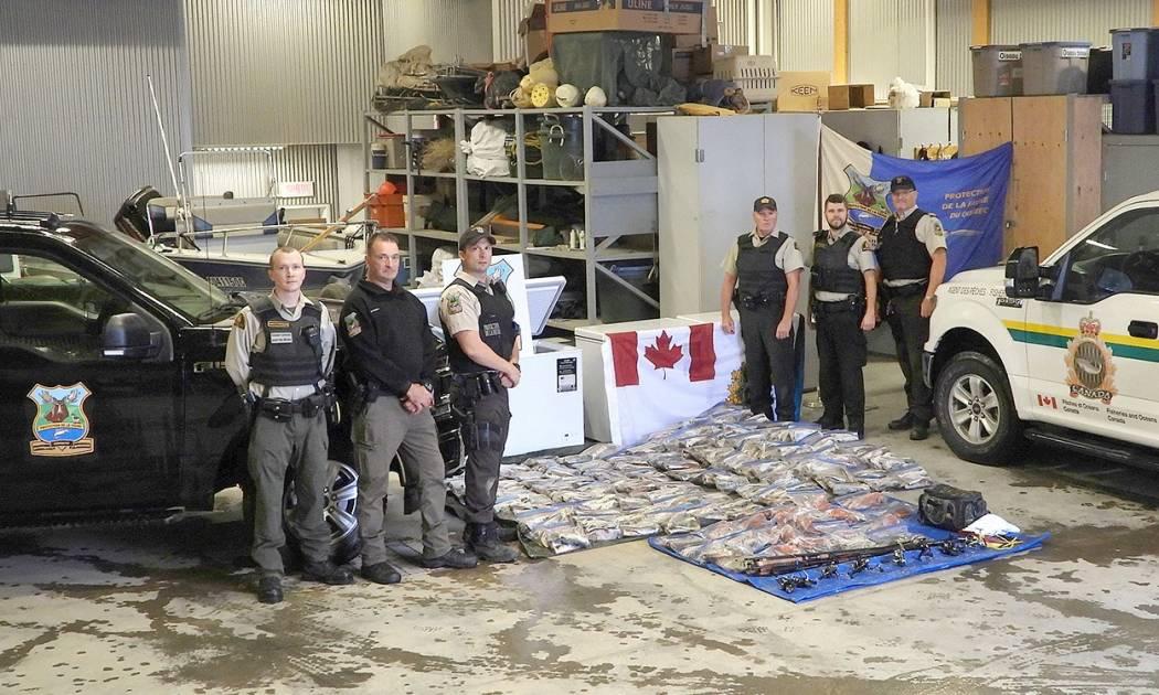 Importante opération antibraconnage réalisée en Gaspésie