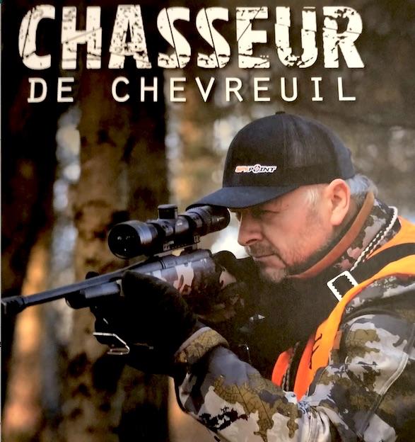 Charles-Henri Dorrris partage son savoir dans « Chasseur de chevreuil »