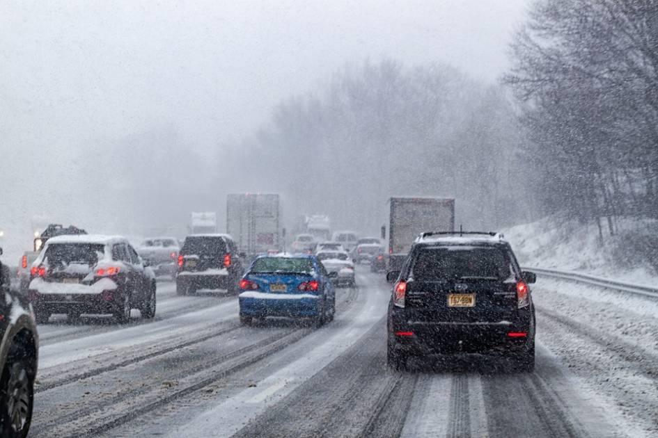 Plusieurs régions recevront jusqu'à 40 centimètres de neige