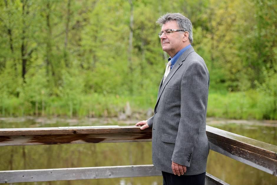 Pierre Latraverse reçoit un prix à titre posthume