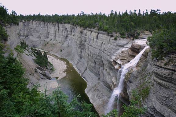 Ottawa propose l'île d'Anticosti pour la liste du patrimoine de l'UNESCO