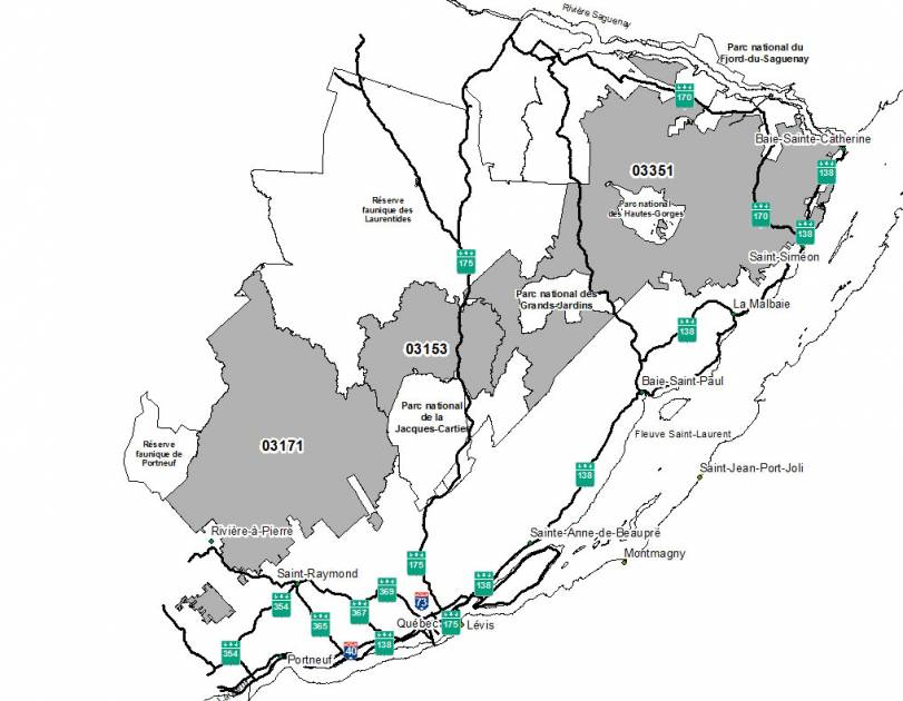 Consultation dans la Capitale-Nationale et Chaudière-Appalaches