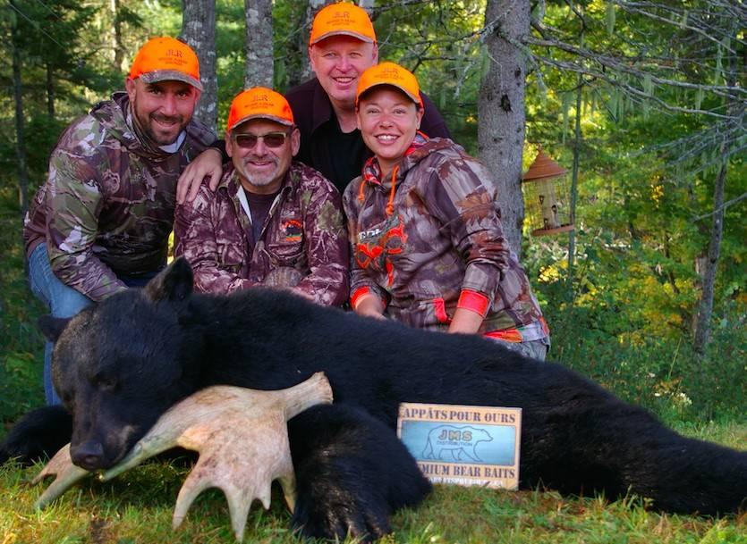 Les chasseurs sont-ils toujours aussi généreux de nature?