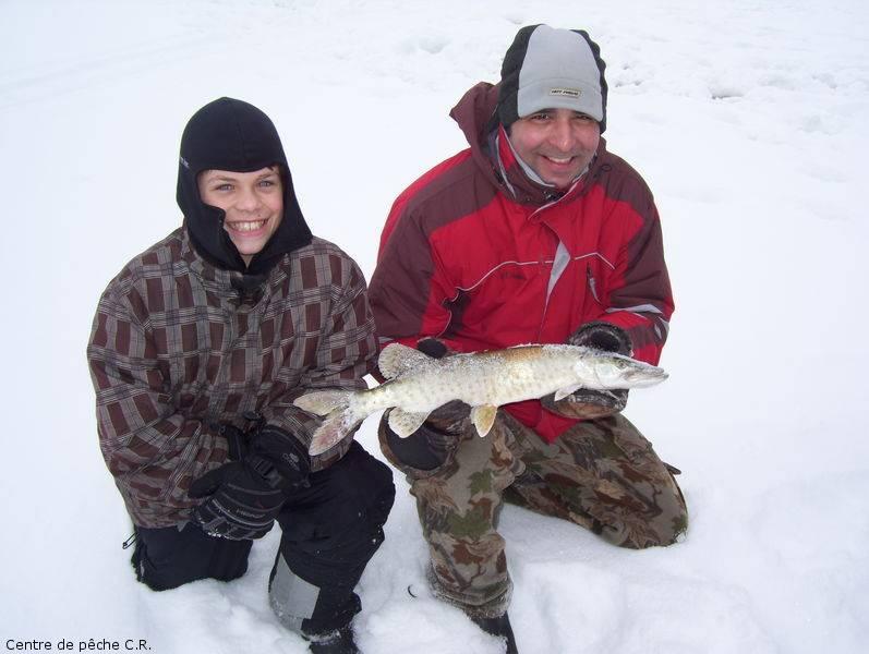 Soyez payé pour pêcher dans le cadre d'un projet de recherche