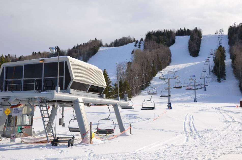 Un centre de ski forcé de suspendre ses activités