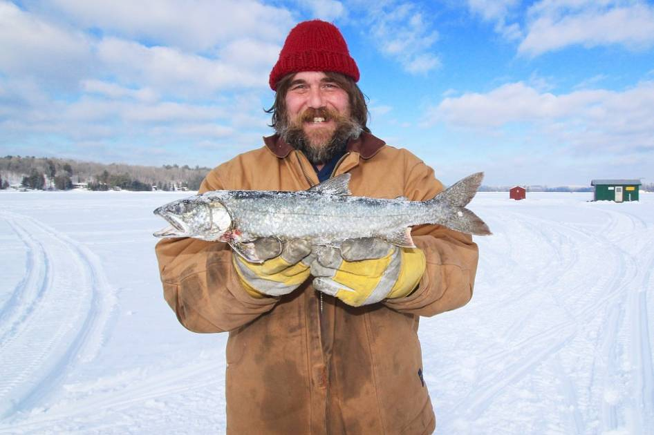 La pêche blanche sans permis n'est pas permise partout au Québec