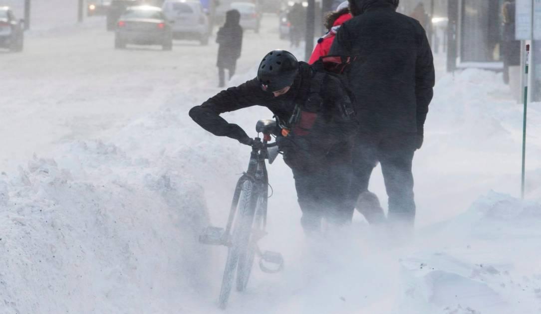 Alerte de froid extrême pour plusieurs régions du Québec