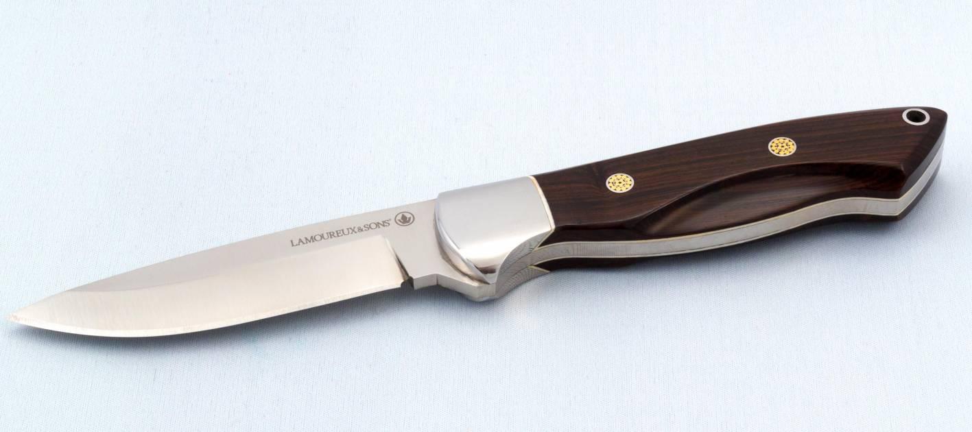 Bien choisir son couteau pour la chasse sportive