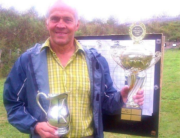 Le maître-tireur Marius DeChamplain finaliste au titre de Personnalité sportive