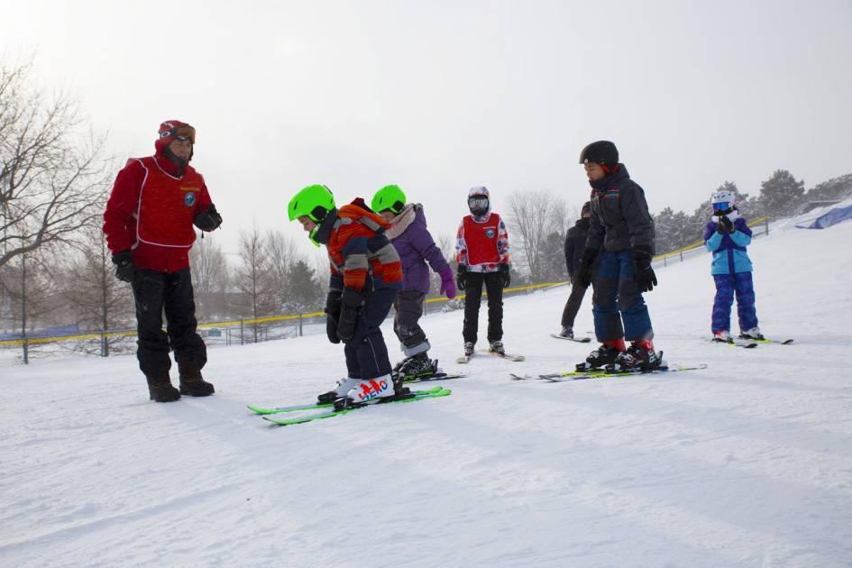 Après 15 ans d'absence, le ski alpin est de retour sur l'île de Montréal