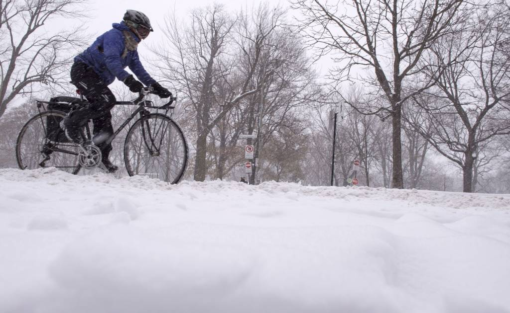 Avertissement de pluie verglaçante d'ici à mercredi sur le Québec