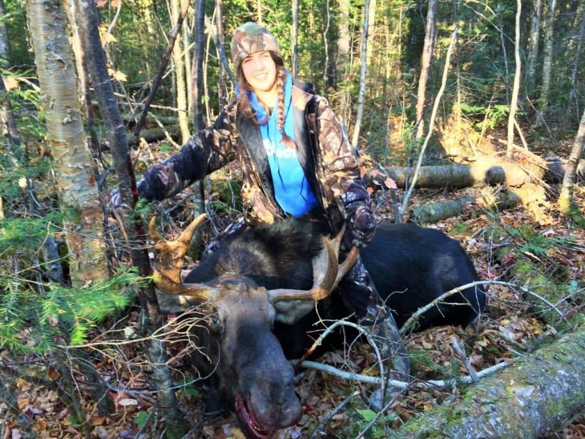 Les femmes à la chasse constituent 27 pour cent des nouveaux certifiés