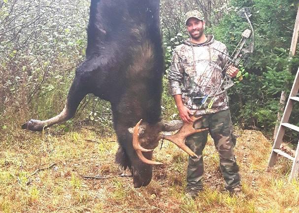 Futurs chasseurs formés à Mont-Joli pour obtenir le Certificat du chasseur