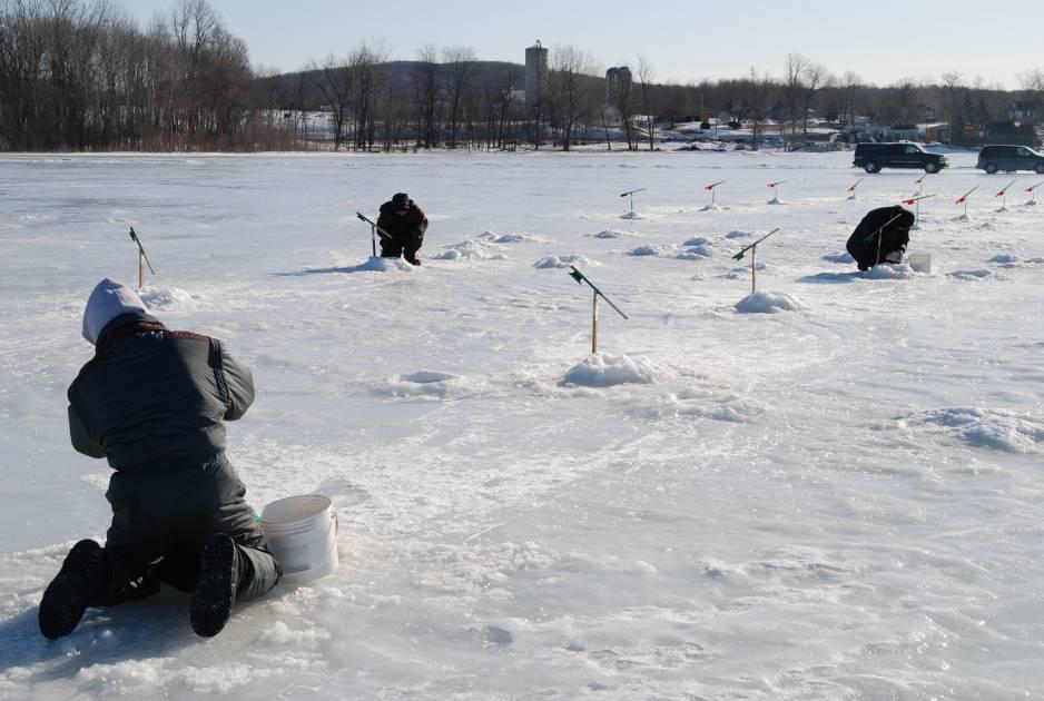 Ouverture du lac Murray en Outaouais pour deux jours
