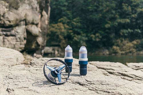 Une turbine hydraulique portative fait son arrivée dans le monde du camping
