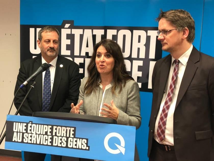 Le Parti québécois dévoile ses engagements envers les chasseurs et les pêcheurs