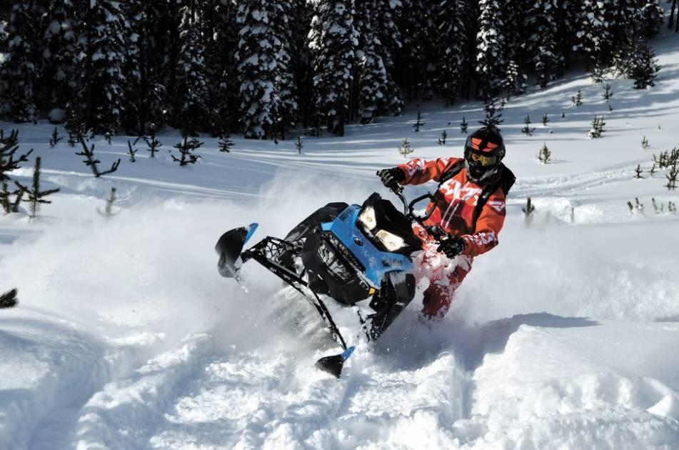 BRP: Ski-Doo garde le haut du pavé