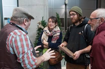 Le 39e Salon de la forêt est présenté cette fin de semaine à l'Université Laval