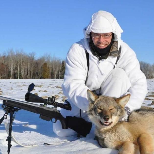 Le spécialiste Sylvain Breton confirme la popularité de la chasse du coyote