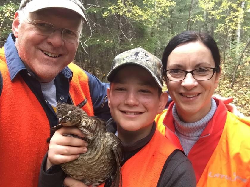 Les 17 ans et moins vont pêcher et chasser sans frais dans les zecs