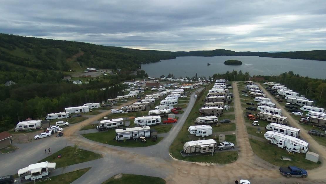 Camping KOA Bas Saint-Laurent se distingue à l'échelle nord-américaine