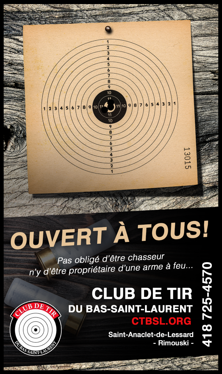 Club de tir du Bas-Saint-Laurent